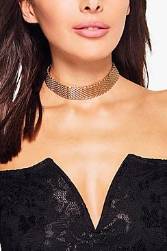Maisy Delicate Chain Link Choker