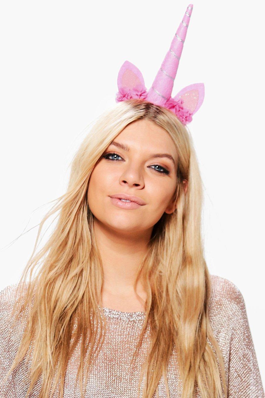 Product photo of Unicorn headband pink
