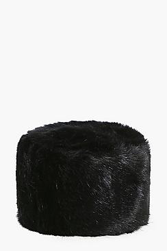 Emma Faux Fur Cossack Hat