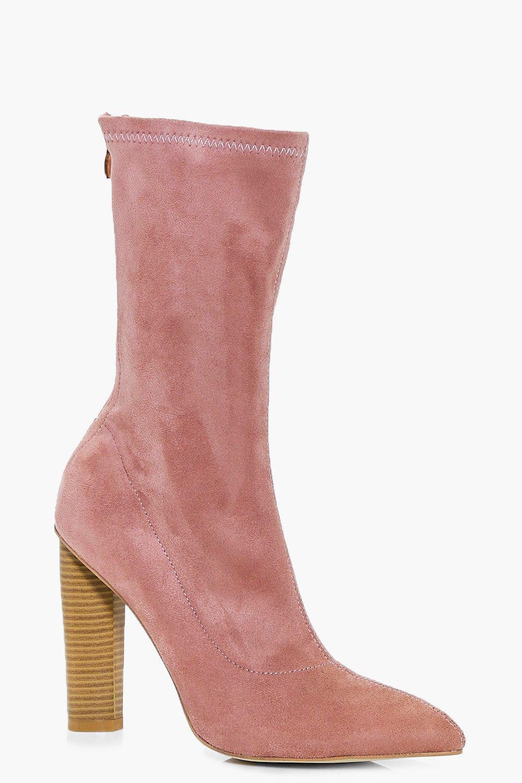 Vanessa Stretch Sock Boot