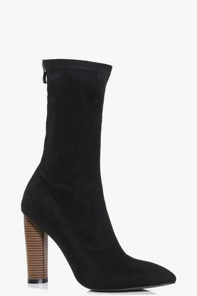 Angel Stretch Sock Boot