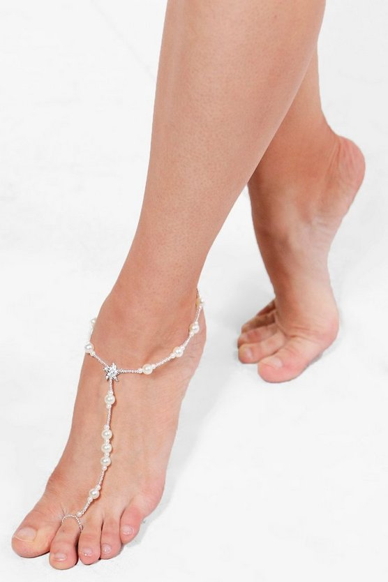 Isla Boutique Diamante Starfish Anklet
