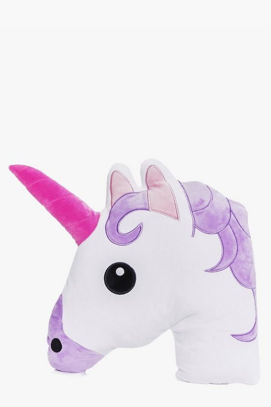 Pink Horn Unicorn Cushion