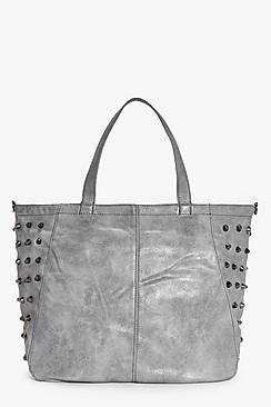 Olivia Stud Detail Day Bag