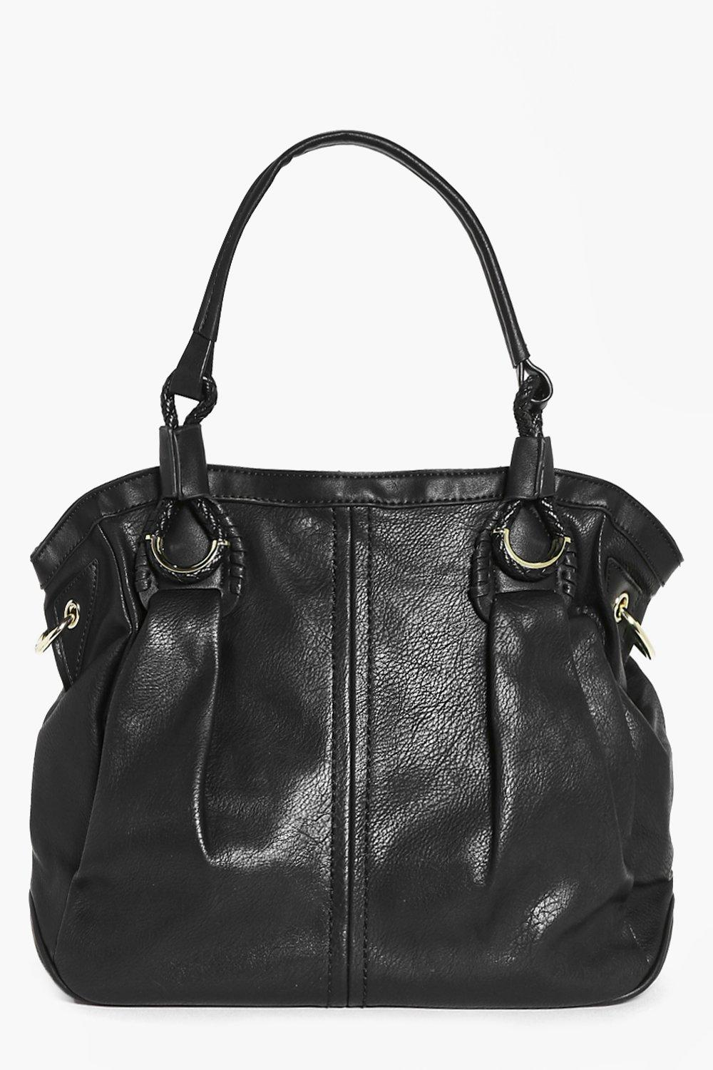 Sophie Metal Trim Slouch Day Bag
