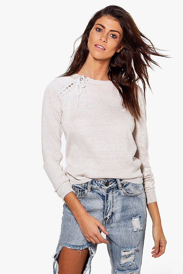 Georgina Soft Knit Jumper