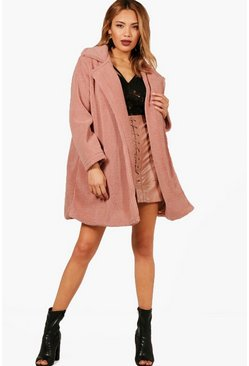 Eloise Boutique Teddy Fur Coat