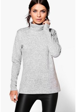 Brooke Roll Neck Jumper