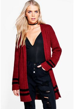 Maisy Soft Knit Midi Cardigan