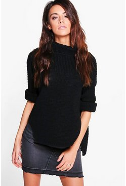 Jennifer Roll Neck Jumper