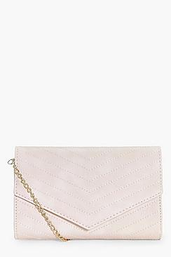 Eve Quilted Cross Body Bag