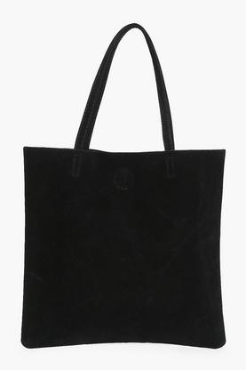Matilda Suedette Shopper Bag