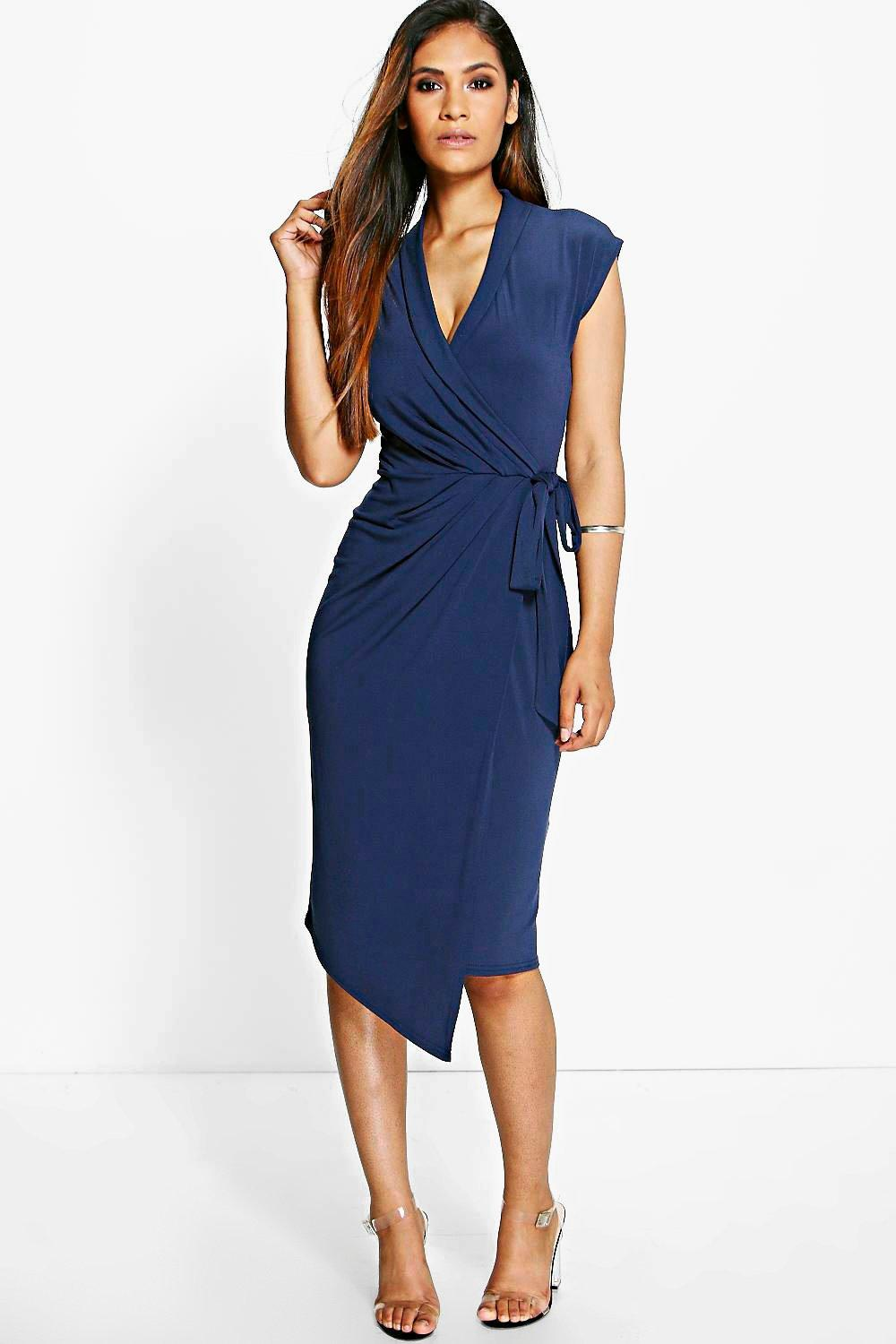 Find great deals on eBay for wrap front dress. Shop with confidence.