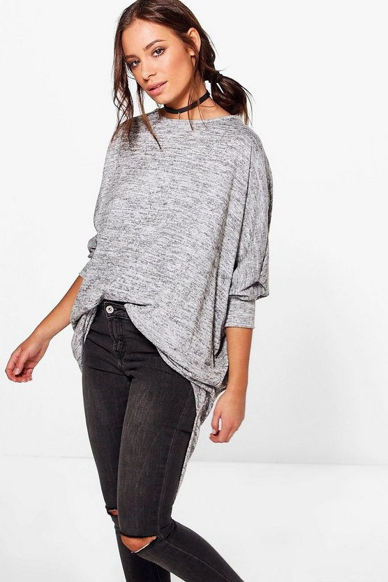 Tia Oversized Jumper