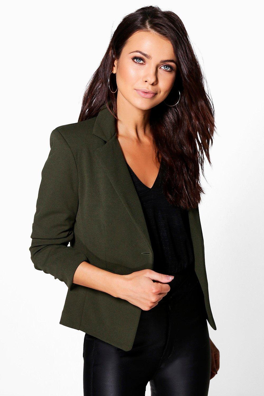 Skye Lined Tailored Blazer