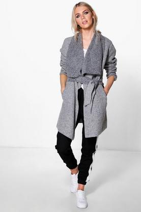 Lara Shawl Collar Coat