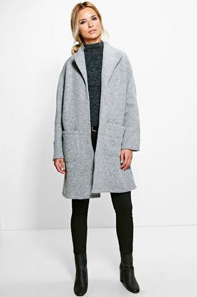 Nicole Pocket Chuck On Coat