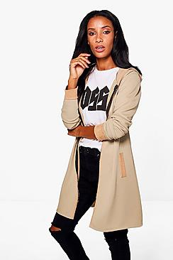 Jessica Zip Through Textured Jacket