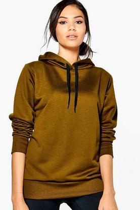 Erin Fit Running Hooded Sweat