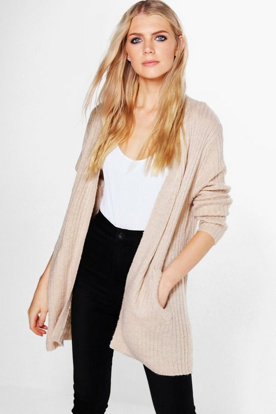 Jessica Edge to Edge Cardigan