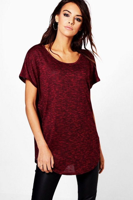 Florence Knitted T-Shirt