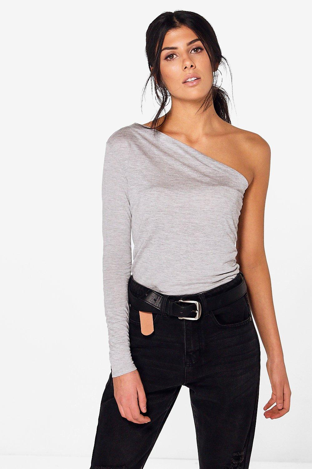 Evie One Shoulder Top