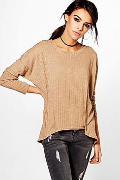 Tilly Rib Knit Jumper