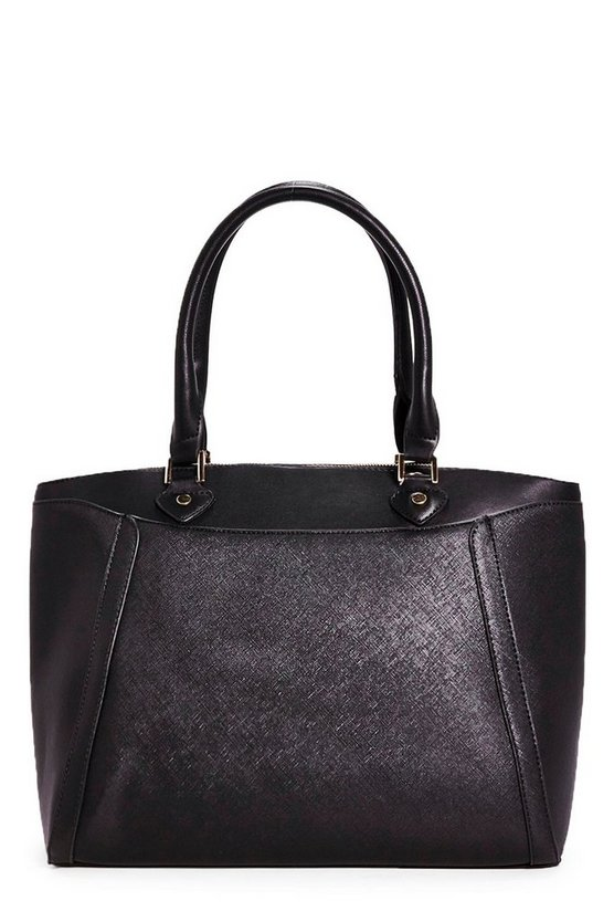 Macy Structured Centre Zip Day Bag