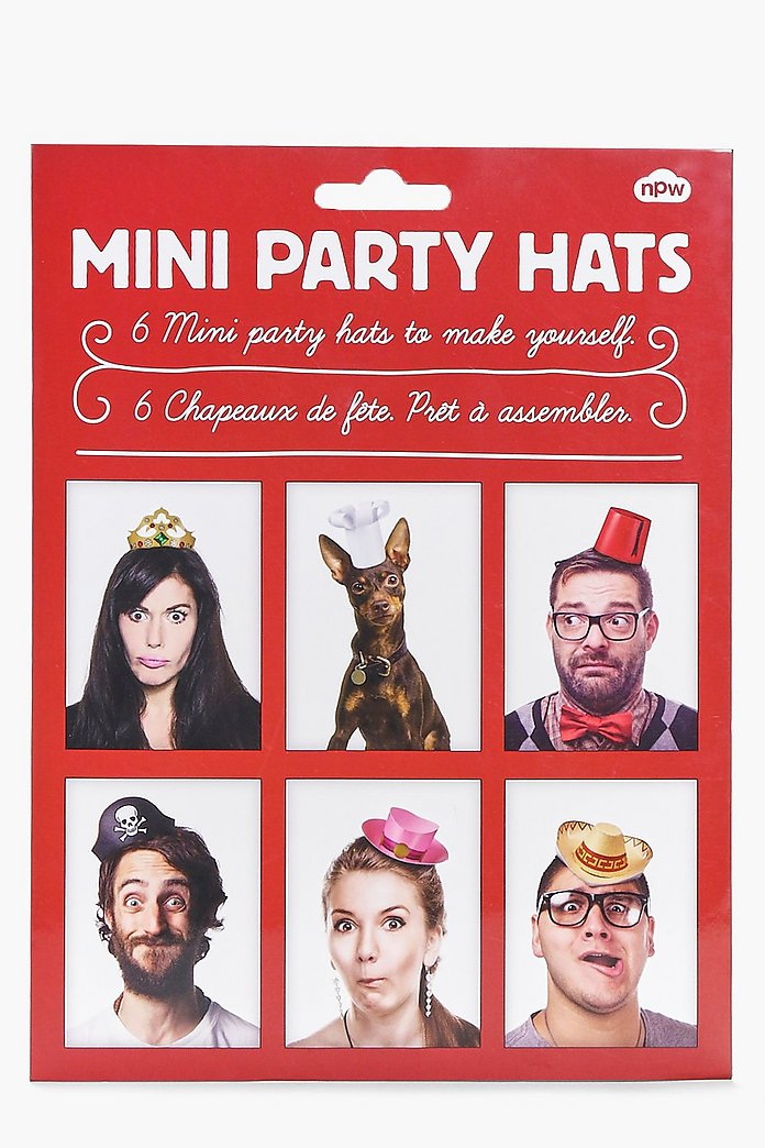 Mini Party Hats Selfie Set