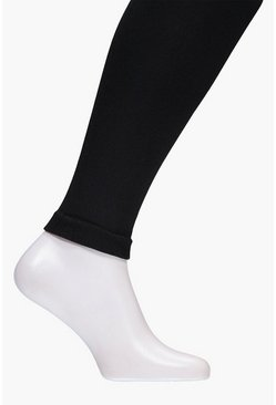 Daisy Supersoft Lined Footless Tights