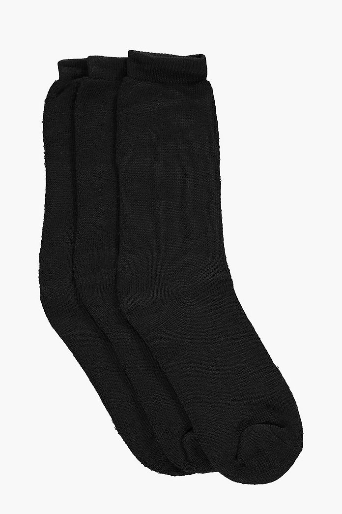 Grace Thermal Ankle Socks 3 Pack