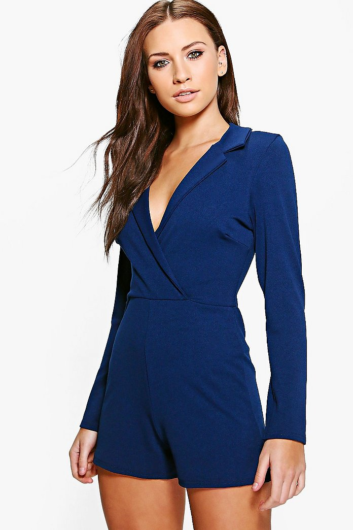 Charlotte Tailored Playsuit
