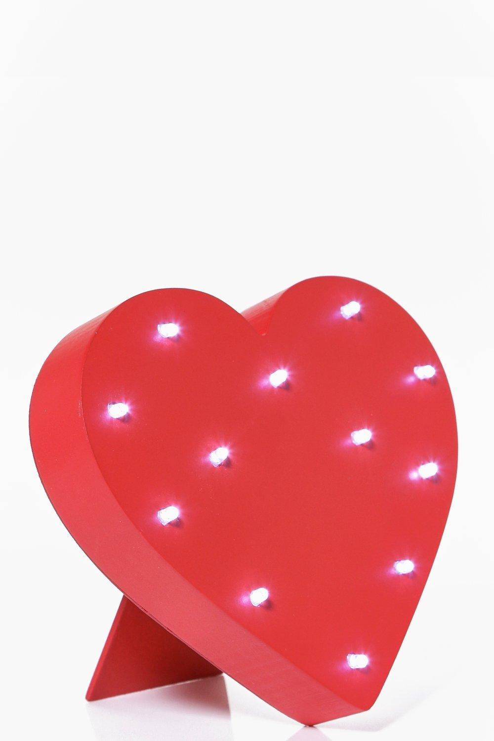Love Heart Light Box