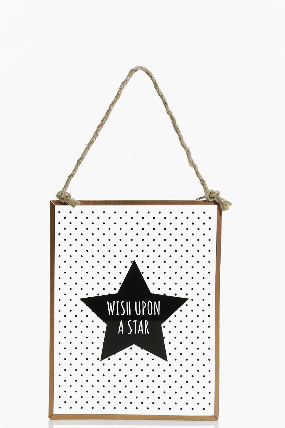 Wish Upon A Star Wall Art