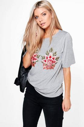 Amy Applique T-Shirt