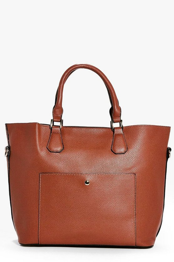 Evie Pocket Front Day Bag