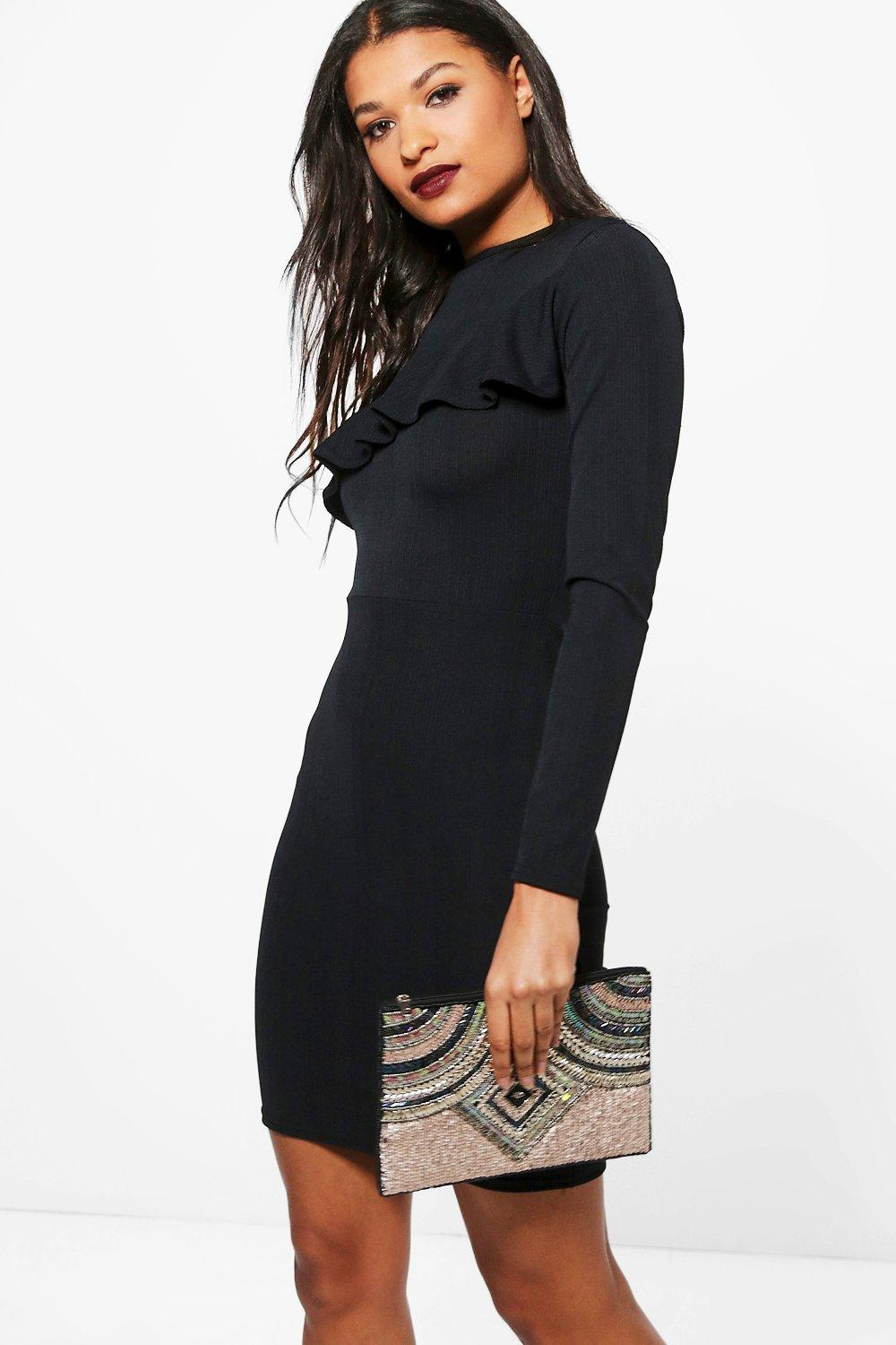 Lucy Frill Tailored Midi Dress
