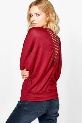Jasmine Ladder Back Jumper