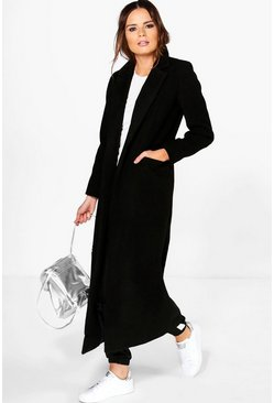 Keira Maxi Length Tailored Coat