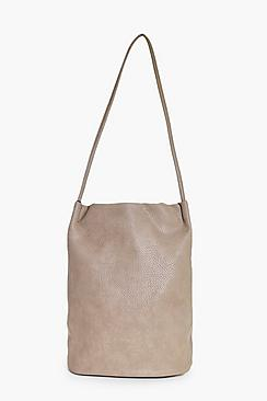 Lois Origami Top Simple Duffle Bag