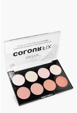 Powder Foundation Contouring Palette 2