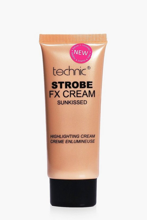 Bronze Highlighting Strobe Cream