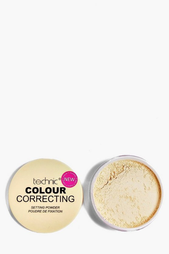 Colour Correcting Setting Powder