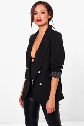 Bella Button Jacket