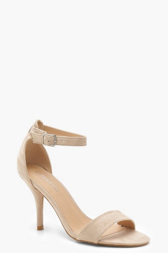Anya Wide Fit Low Heel Two Parts