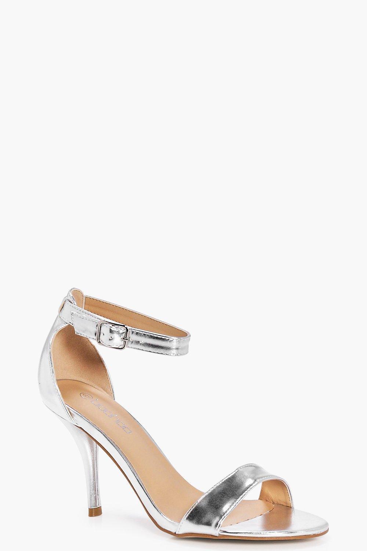 Frances Wide Fit Low Heel Two Part
