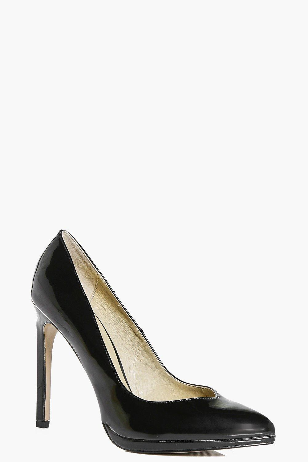 Orla Platform Pointed Court
