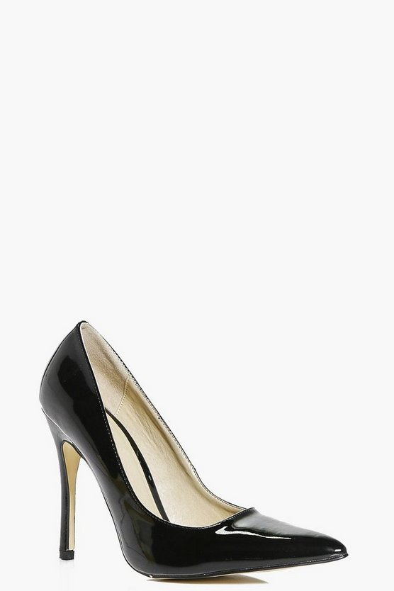 Lena Pointed Stiletto Court