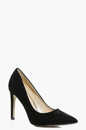 Natalia Pointed Stiletto Court