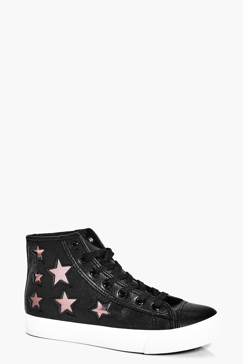 Eve Star High Top Trainer